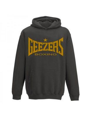 Geezers Kids Large Logo Hoodie